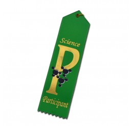 Atom Ribbon - Participant - Green