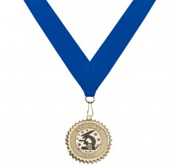 18 Karat Gold Science Medal - First Place