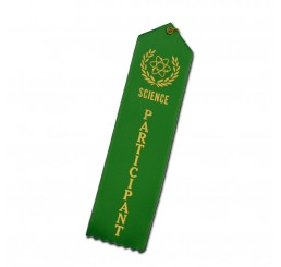Custom Standard Ribbon - Participant - Green